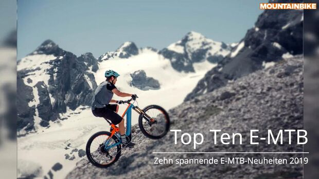 EM E-MTB Top Ten 2019 Video