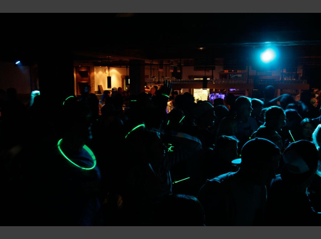 Freeride-Pros und Ska-Party bei Bikes and Beats 21