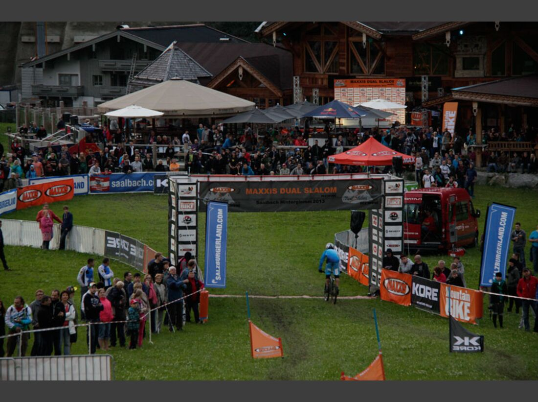 Freeride-Pros und Ska-Party bei Bikes and Beats 7