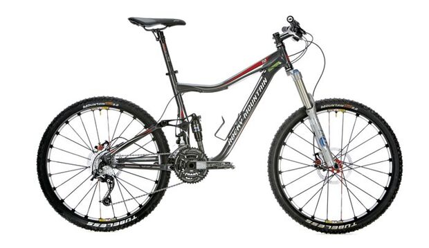 MB 0110 Rocky Mountain Altitude 70 Custom