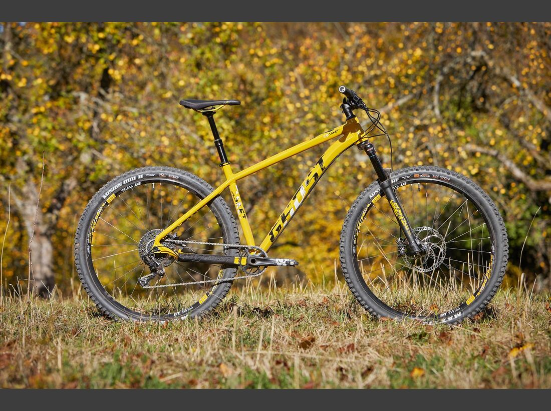 MB 0119 Trail Hardtail Test MS Ghost Asket 4.9 Bild 1