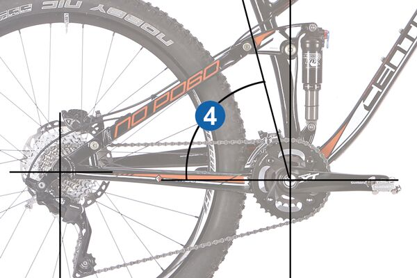 MB 0314 All-Mountains optimales Bike 4