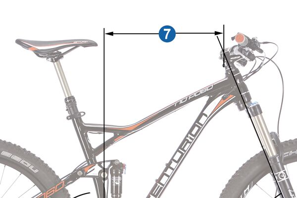 MB 0314 All-Mountains optimales Bike 7