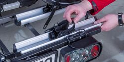 MB 0813 Radträger - Bosal Bike Carrier Compact - Detail