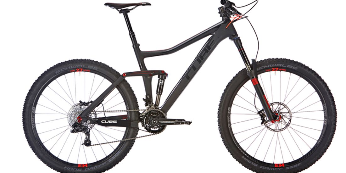 MB 1214 Cube Stereo 160 Super HPC Race 27.5