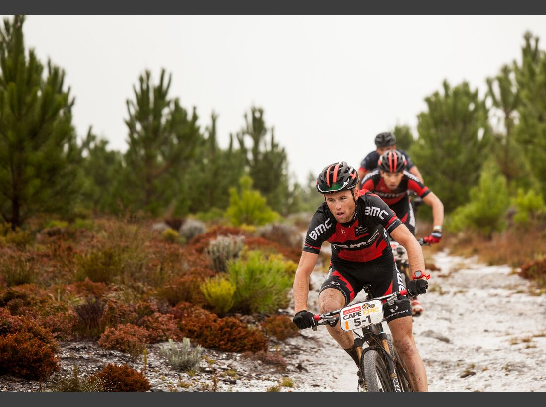 MB Cape Epic 2014 7. Etappe