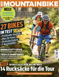 MB MOUNTAINBIKE 06/17 Heftcover