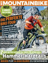 MB MOUNTAINBIKE 08/17 Heftcover