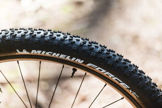MB Michelin Force XC