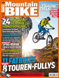 MB MountainBIKE 02/15 Heft-Cover