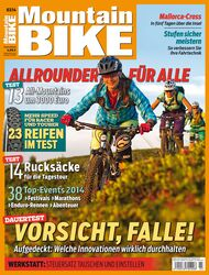 MB MountainBIKE 03/14 Heft-Cover