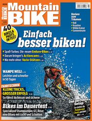 MB MountainBIKE 03/16 Heft-Cover
