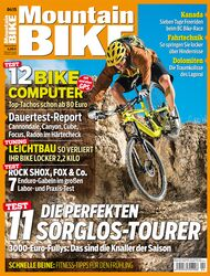 MB MountainBIKE 04/15 Heft-Cover