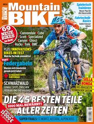 MB MountainBIKE 09/14 Heft-Cover