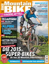 MB MountainBIKE 10/14 Heft-Cover