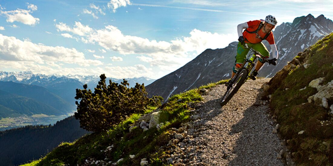 MB Mountainbiken in Tirol Teaserbild Themensammlung