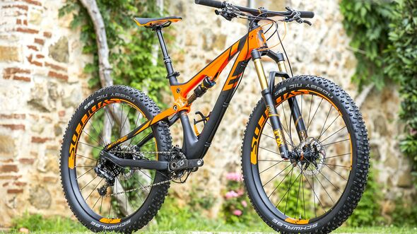 MB Scott Genius Plus All-Mountain Neuheit 2016