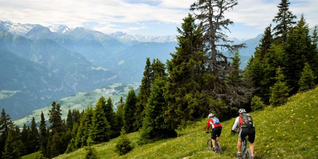 MB Serfaus Tour 3: Trailrausch in Serfaus