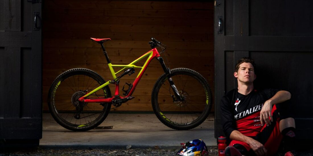 MB Specialized Enduro 2017 Teaser