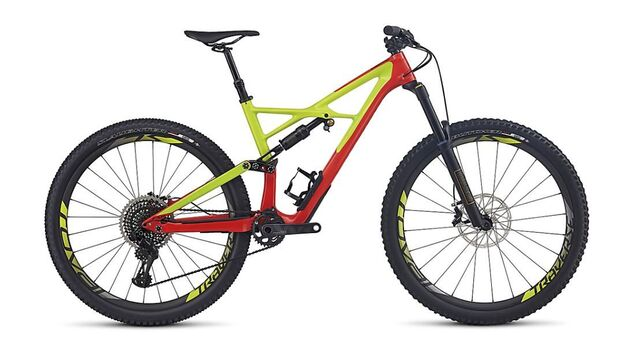 MB Specialized Enduro S-Works 2017