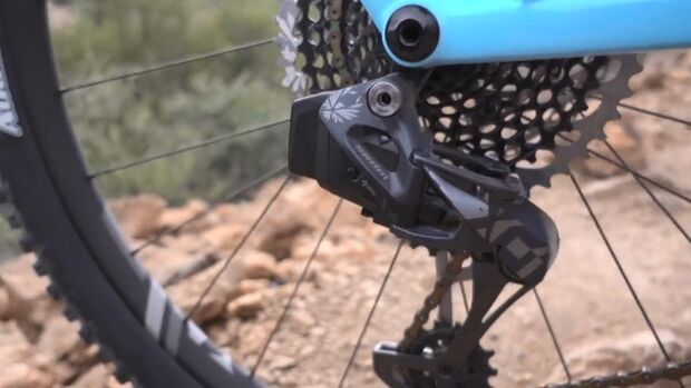 MB Sram Eagle AXS AS Launch André Video
